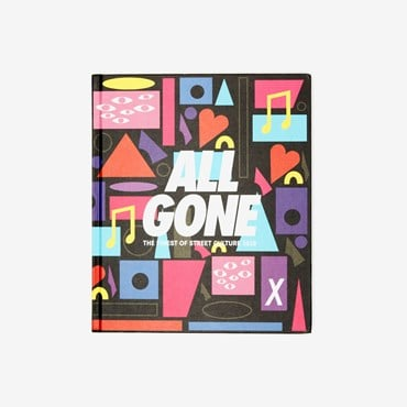 All Gone Book 2019