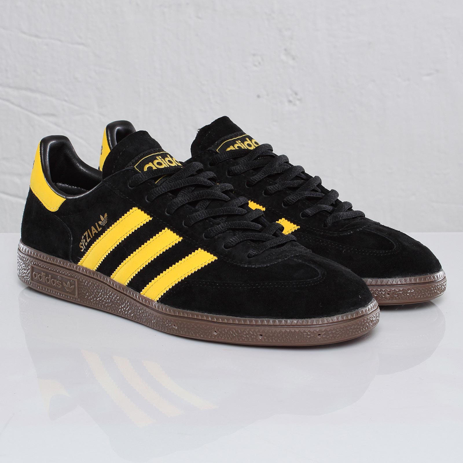 adidas spezial black and yellow Online