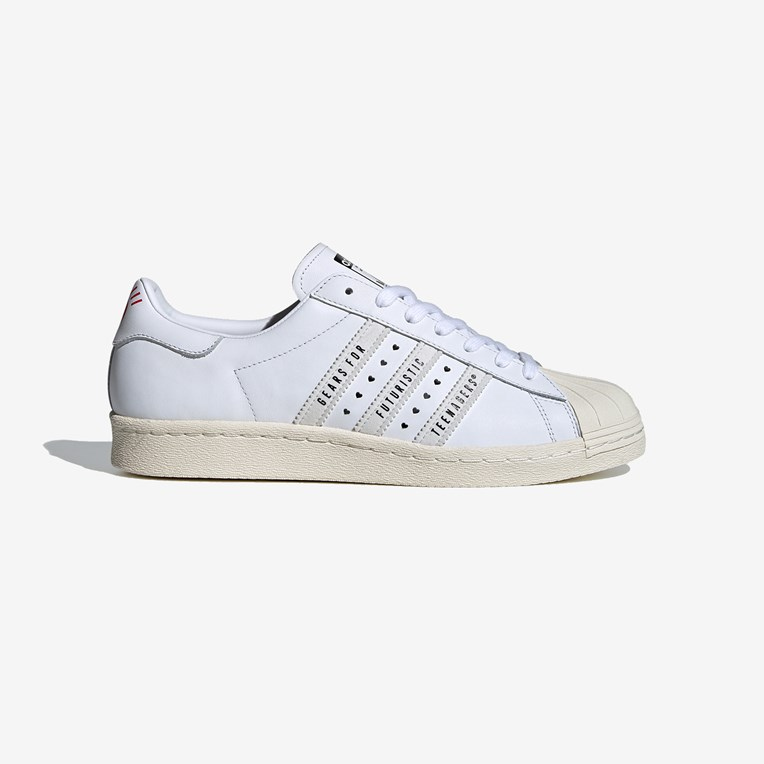 adidas by Pharrell Williams Superstar 80s Human Made