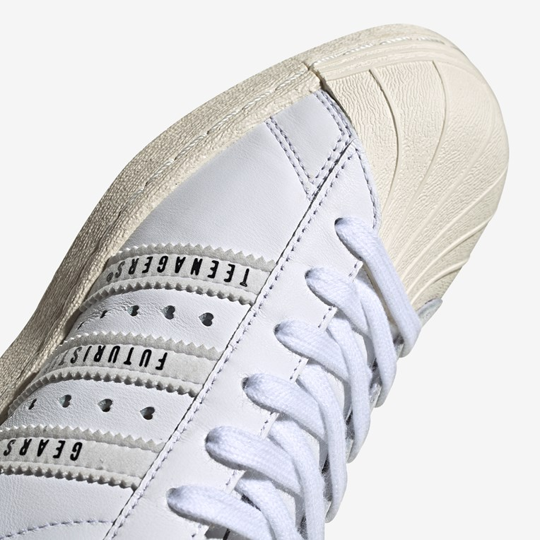 adidas by Pharrell Williams Superstar 80s Human Made - 6