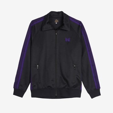 Track Jacket Poly Smooth