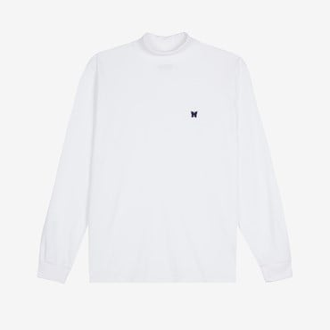 LS Mock Neck Tee