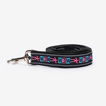 Dancing Man Dog Leash