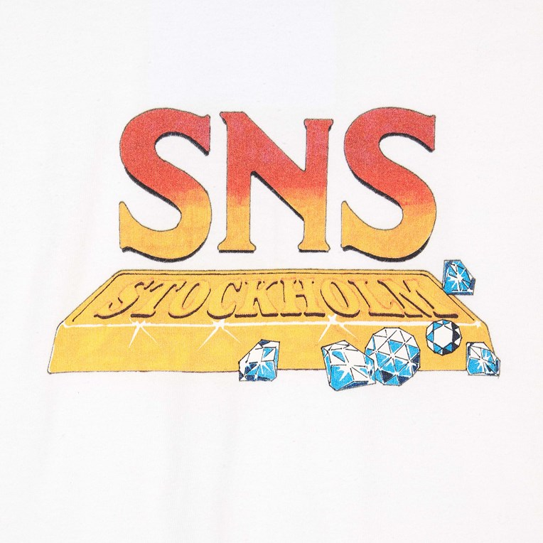 SNS Stockholm SS Tee - 2