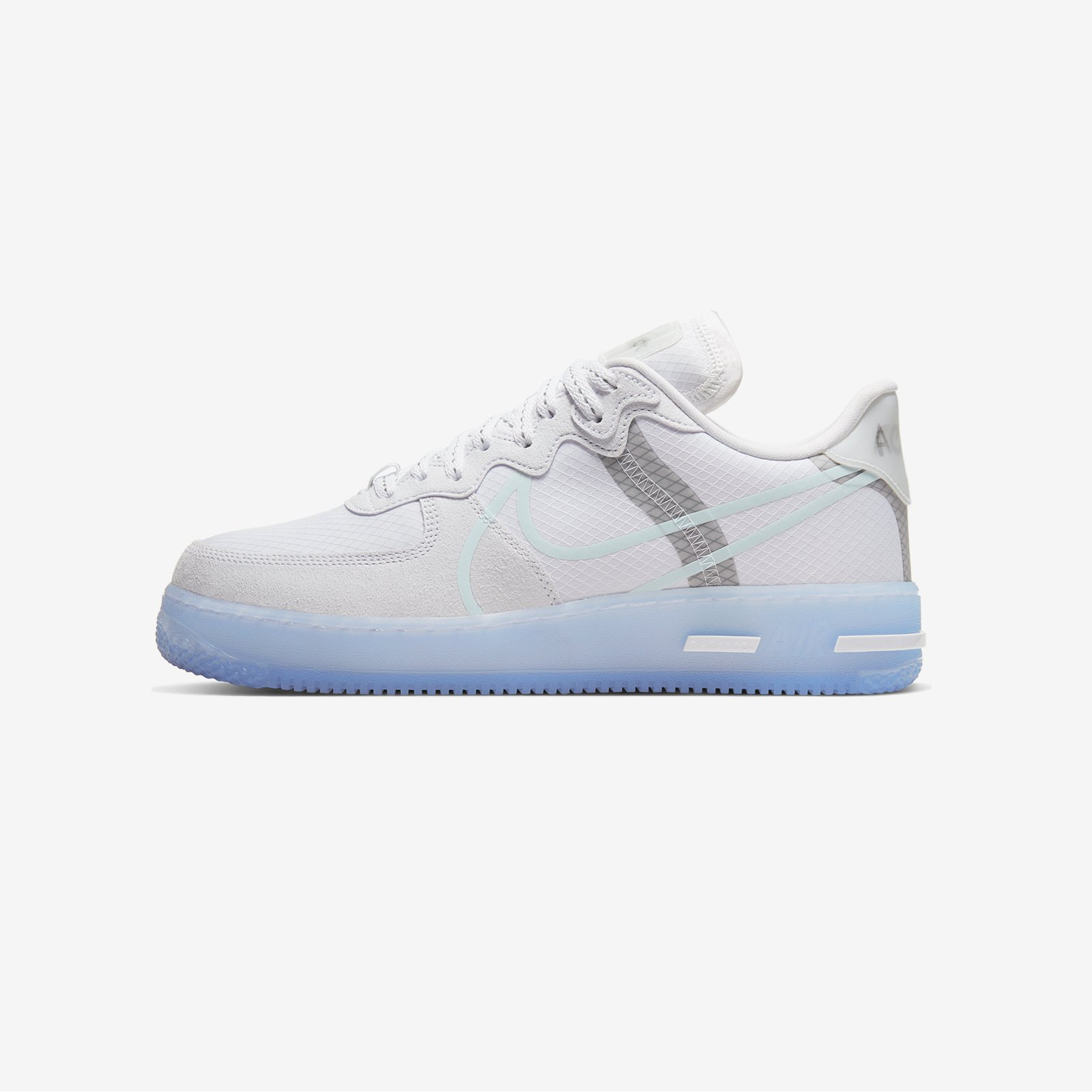Nike Air Force 1 React QS - Cq8879-100 - Sneakersnstuff ...