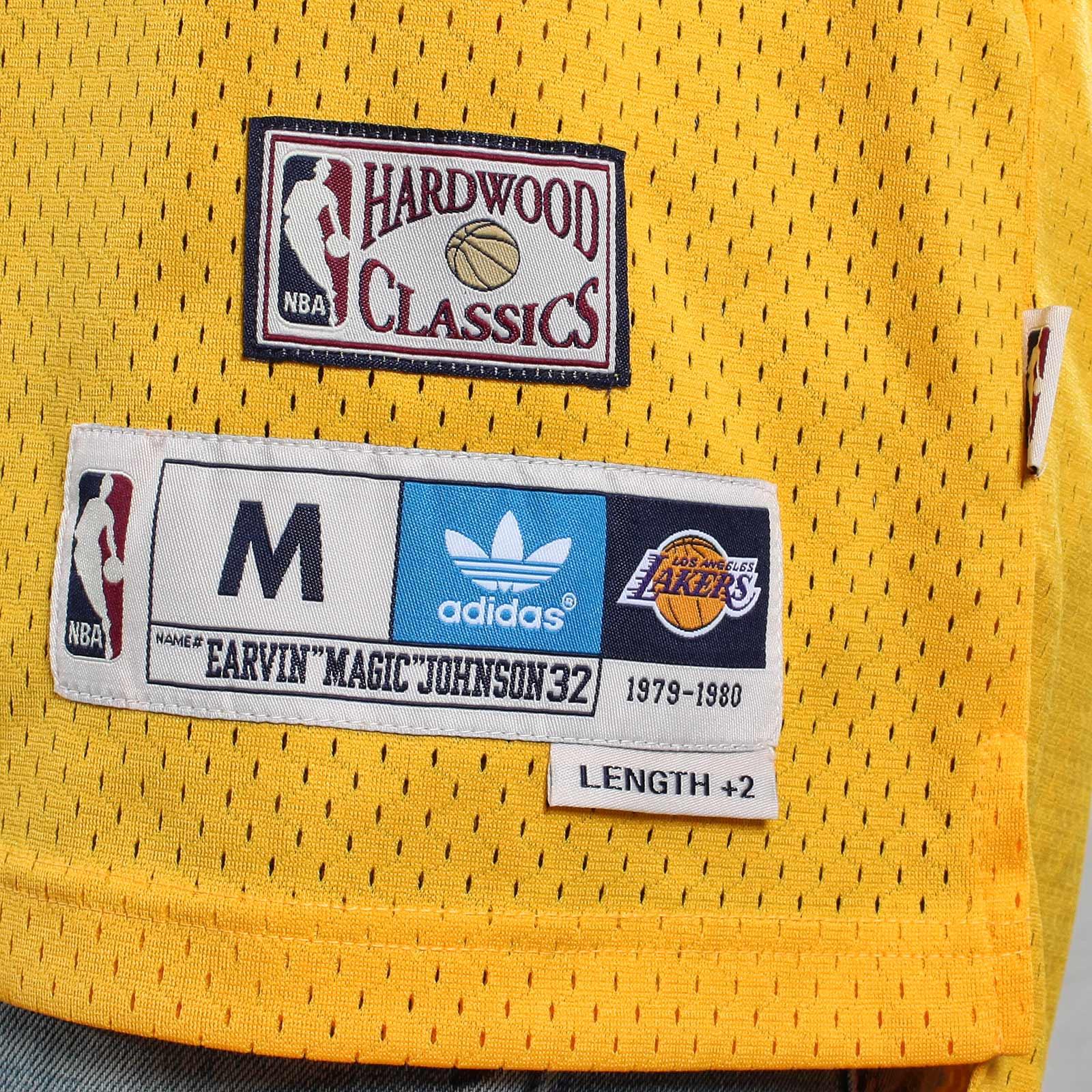 adidas Los Angeles Lakers Soul Swingman Jersey - 83560 - SNS ...