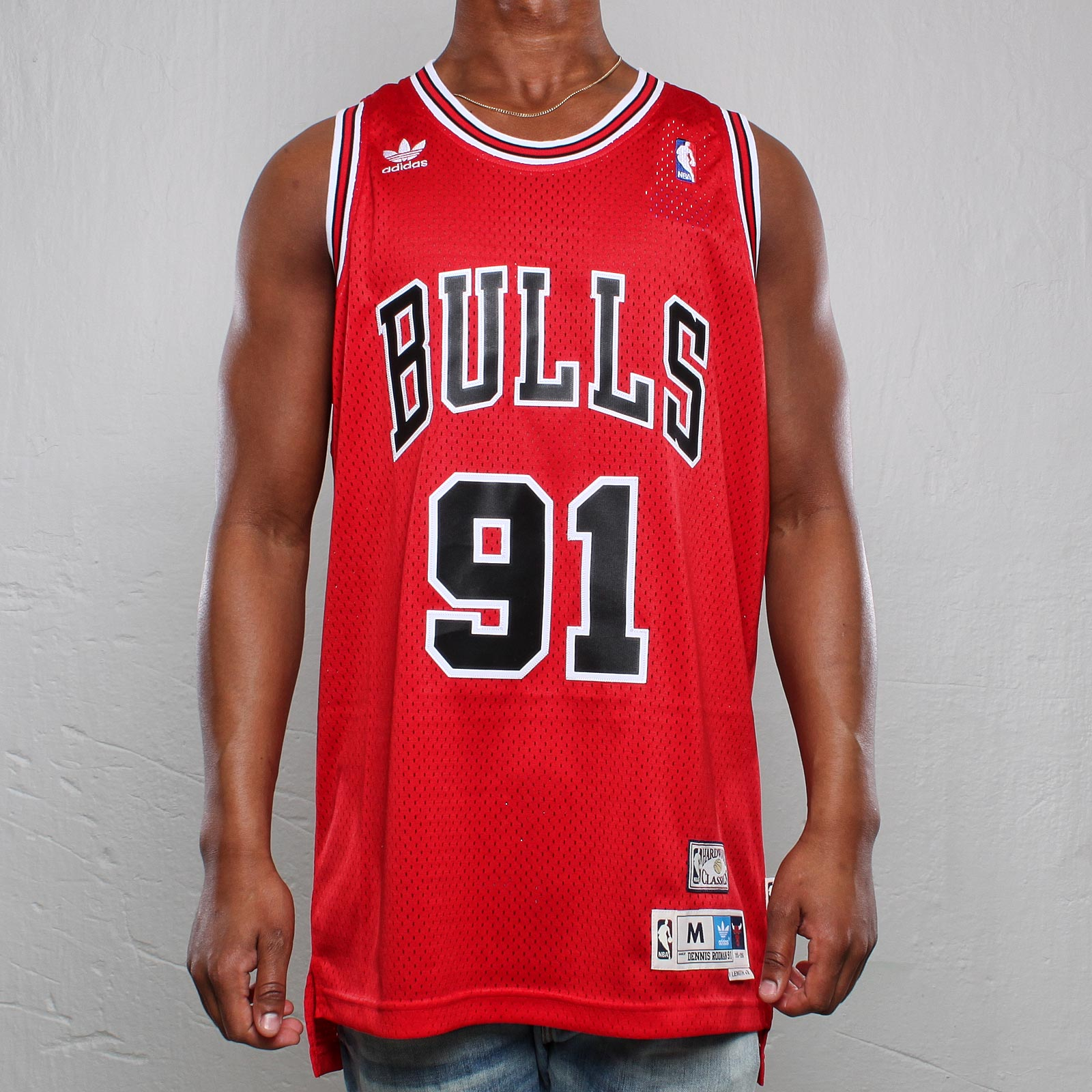 adidas Chicago Bulls Soul Swingman Jersey - 101430 - SNS ...