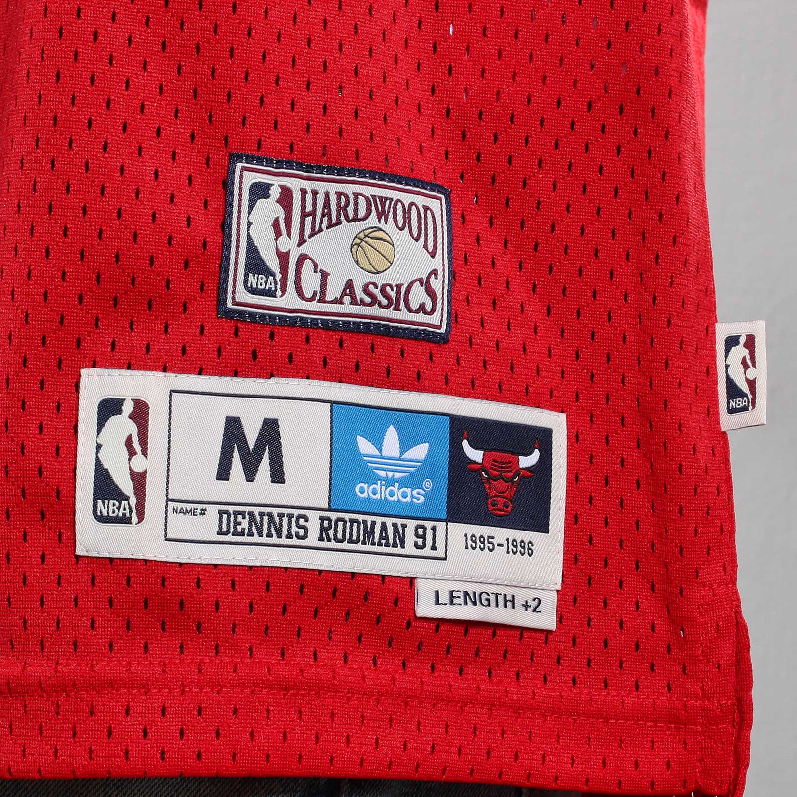 440bb3f07fb adidas Chicago Bulls Soul Swingman Jersey - 101430 - Sneakersnstuff ...