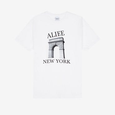 Washington Square Tee