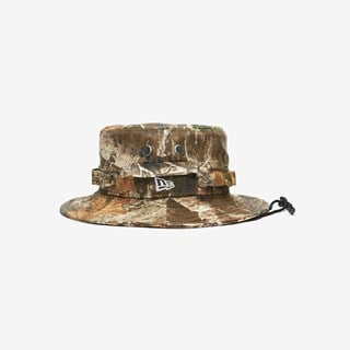 New Era Real Tree Camo Adventurer Bucket