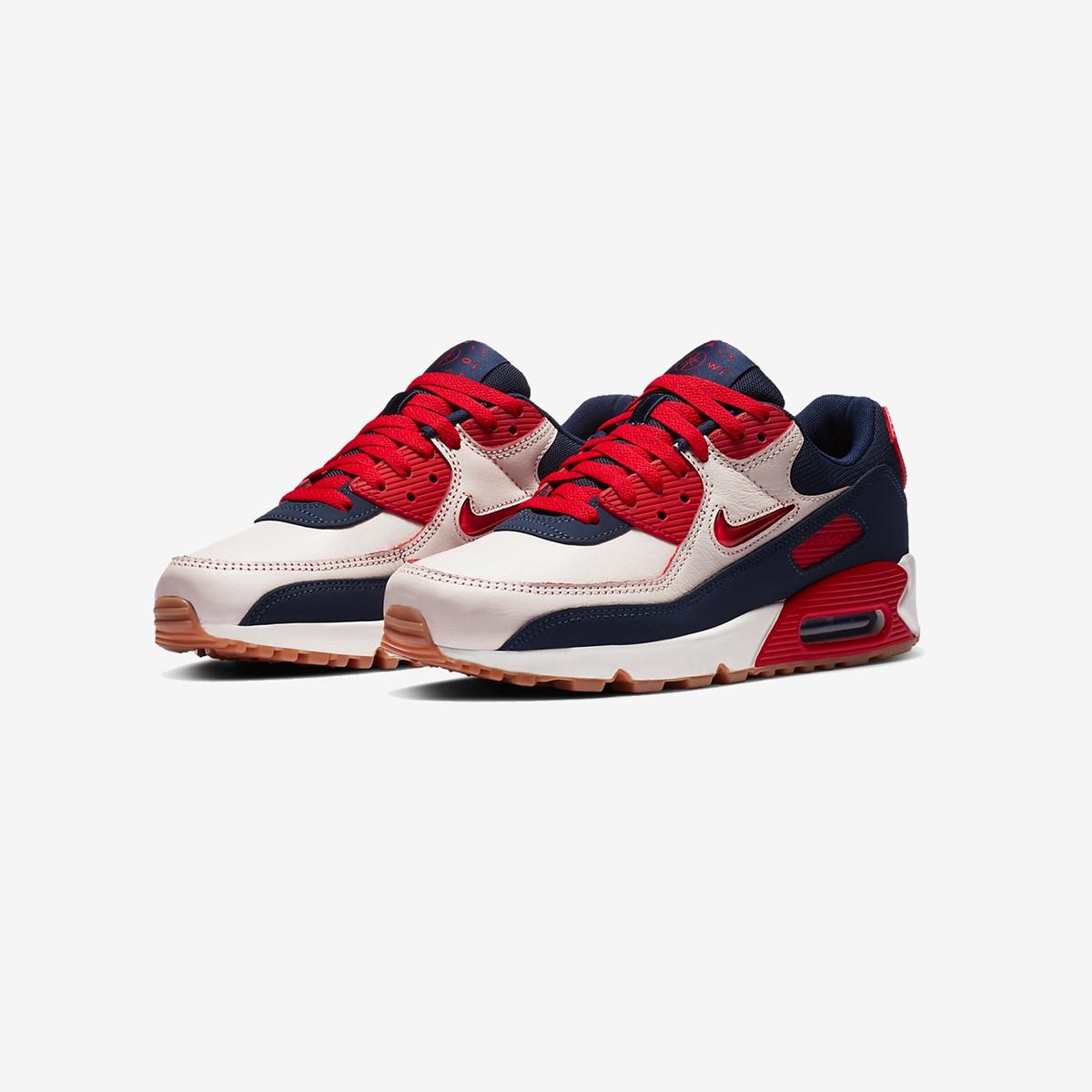 Nike Air Max 90 Premium - Cj0611-101 - SNS   sneakers & streetwear online since 1999