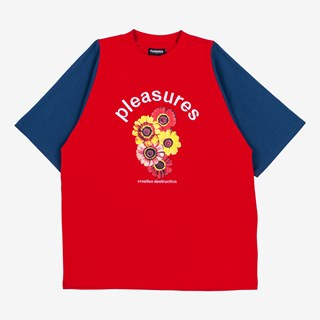 Pleasures Destruction Heavy Knit Shirt