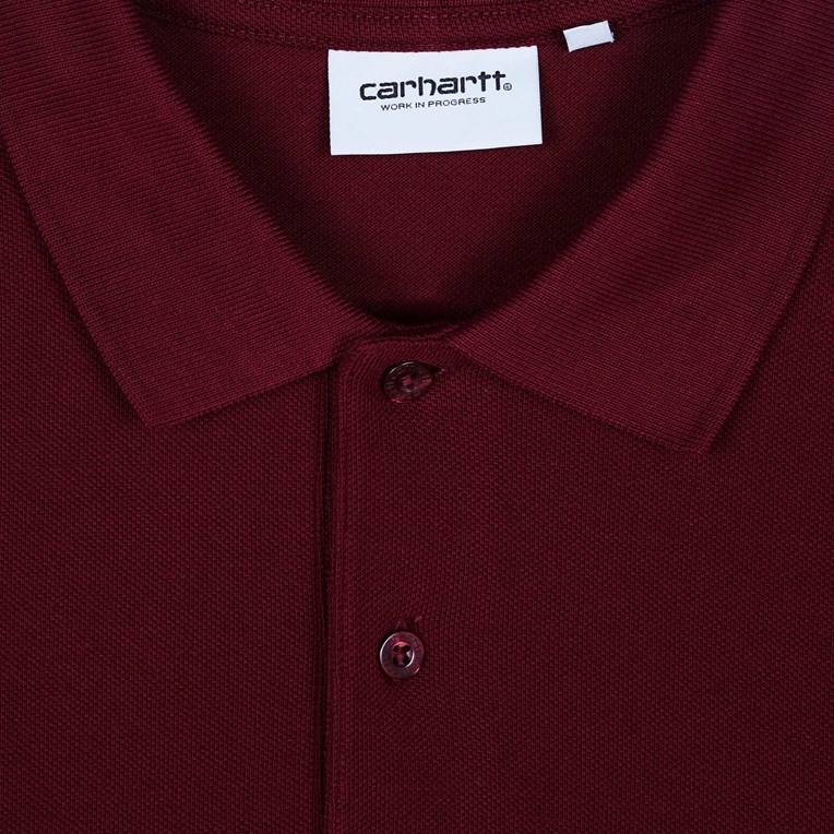 Carhartt L/S Chase Pique Polo - 2