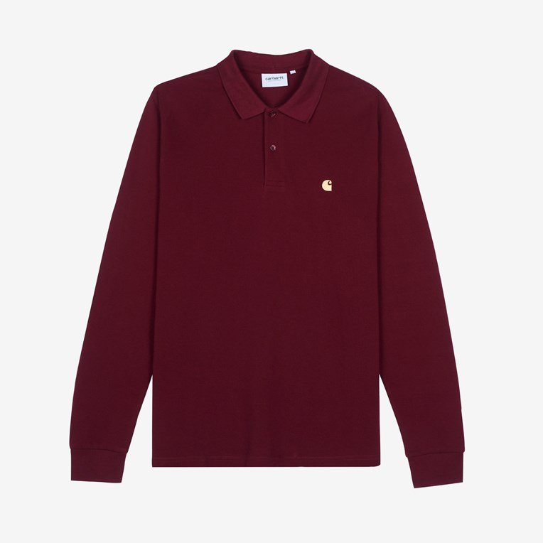 Carhartt L/S Chase Pique Polo