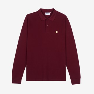 Carhartt WIP L/S Chase Pique Polo