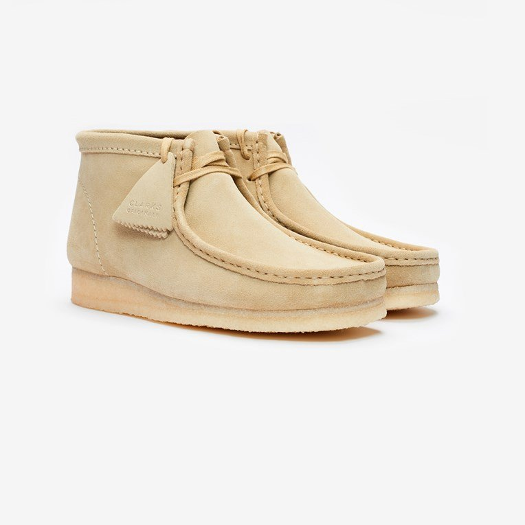 Clarks Wallabee Boot - 2