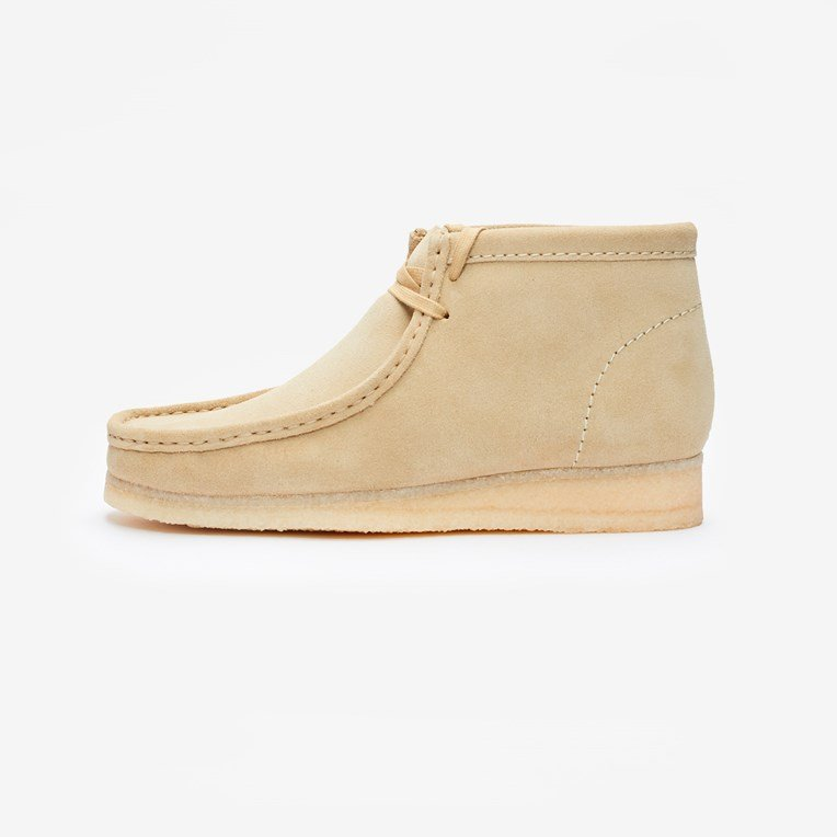 Clarks Wallabee Boot - 4
