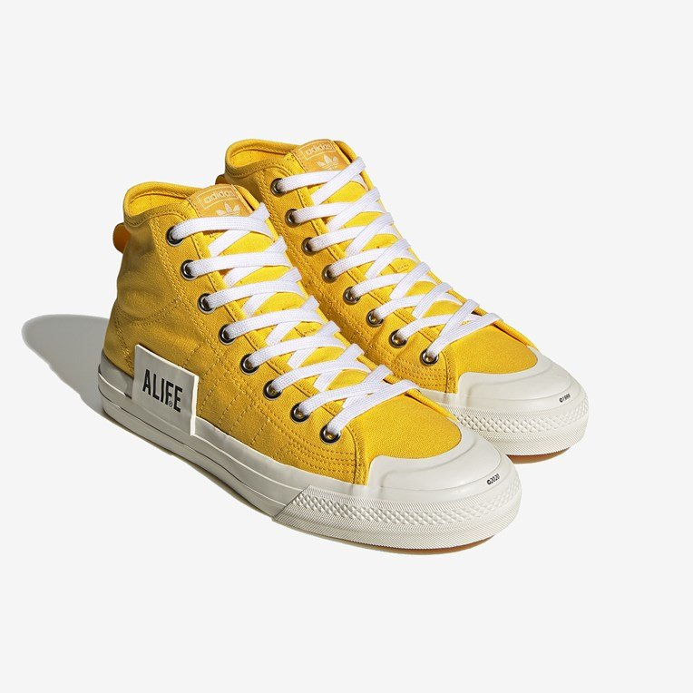adidas Originals Nizza Hi Alife - 2