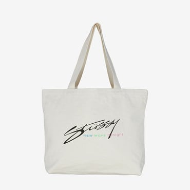 New Wave Designs Canvas Tote