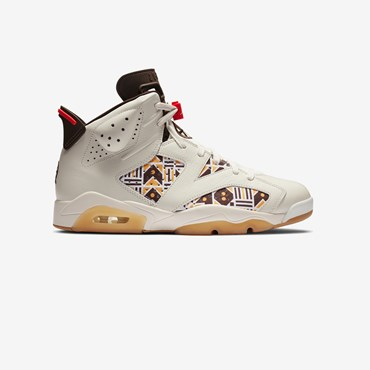 Air Jordan 6 Retro Quai 54