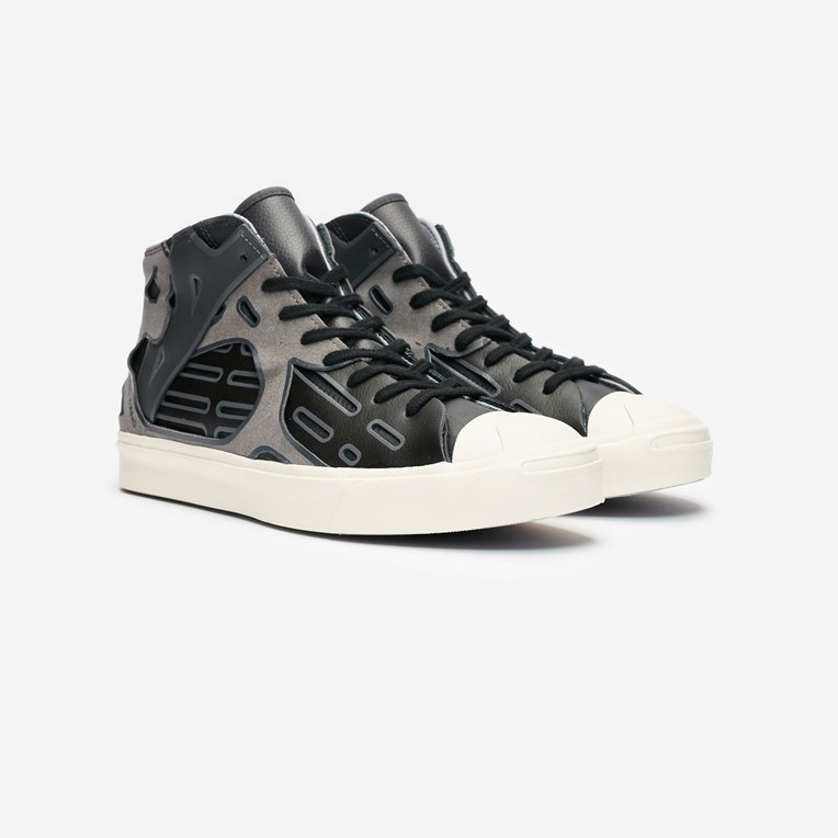 Converse Jack Purcell Mid - 2
