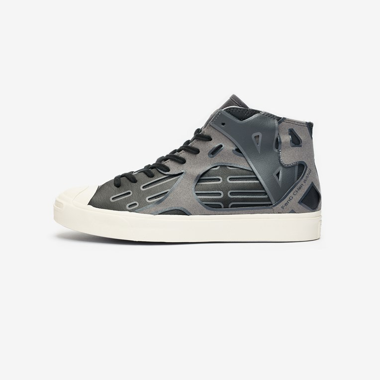 Converse Jack Purcell Mid - 5
