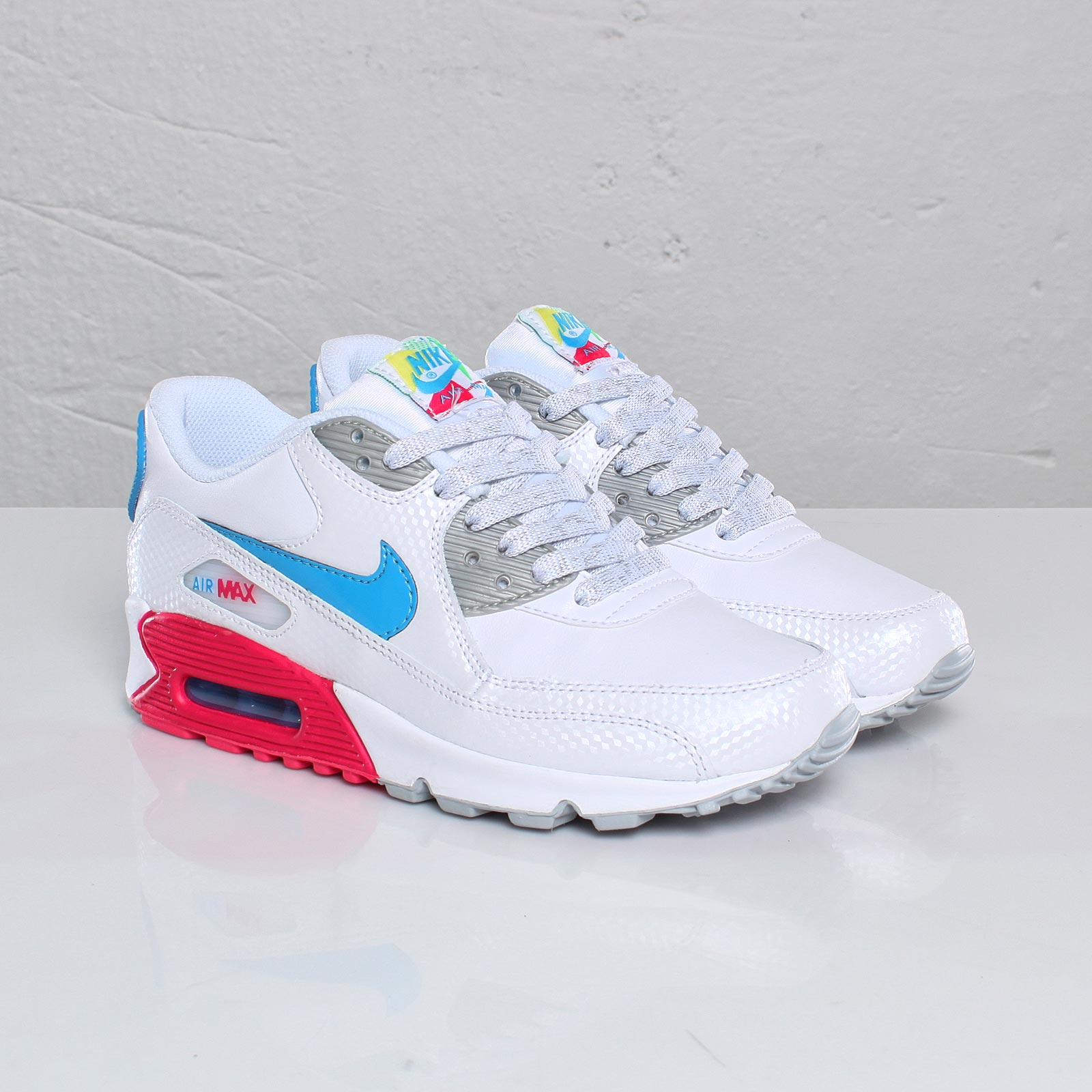 new style 0f808 97968 Nike Air Max 90 2007 (GS)