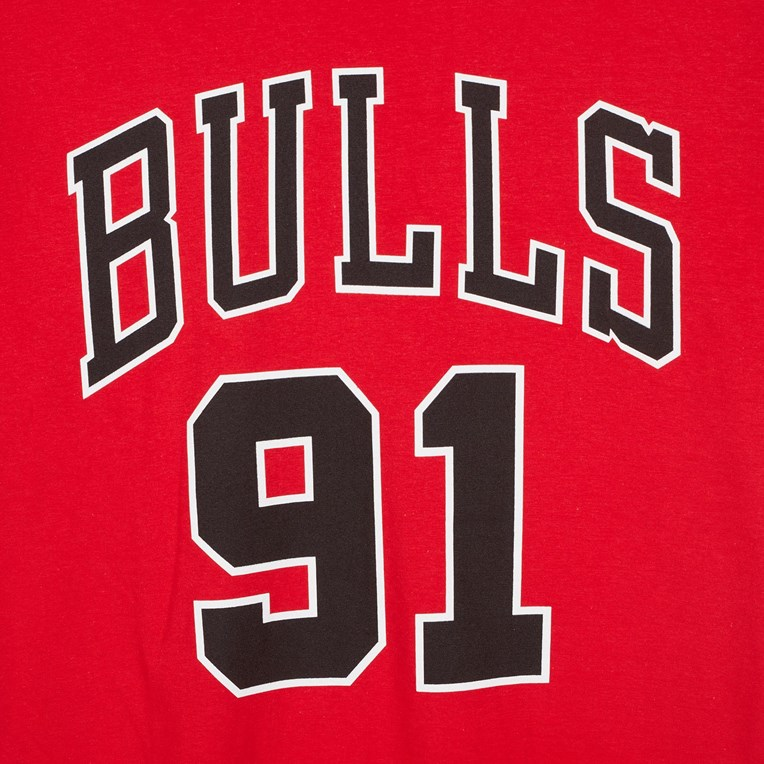 Mitchell & Ness Last Dance Bull Number 91 Tee - 2