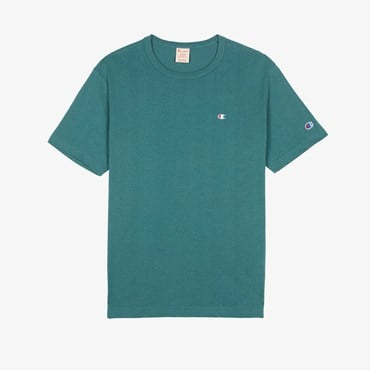 SS Crew Neck Tee Small C Logo