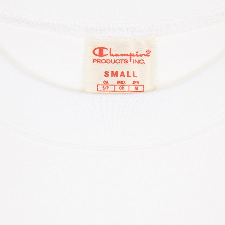 Champion Long Sleeve T-Shirt - 2