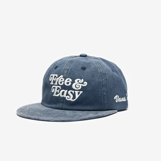 Vans Unstructured Hat x Free & Easy