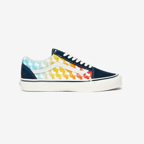 Sneaker Vans Vans Og Old Skool Lx x Free & Easy