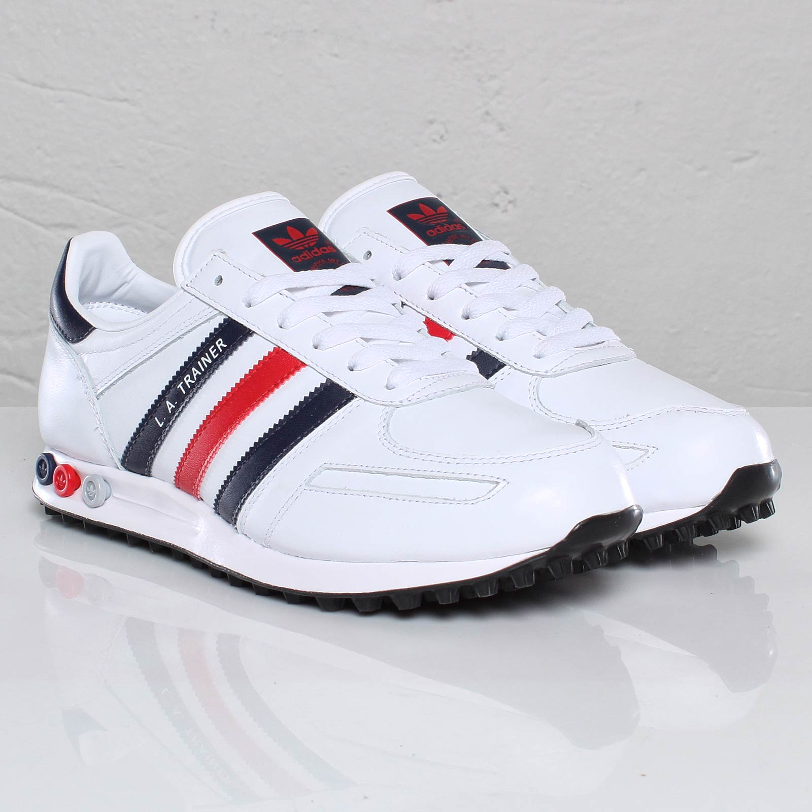 best website 654b5 3bce8 adidas LA Trainer