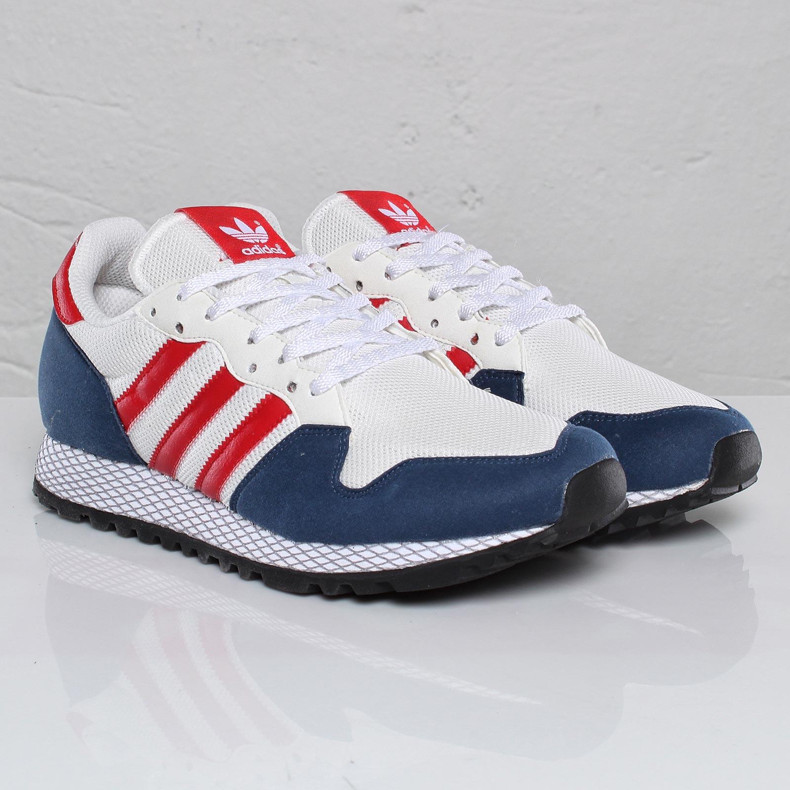 Adidas Zx 380 Mens Blue All White Adidas Skate Shoes