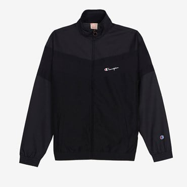 Nylon full zip top