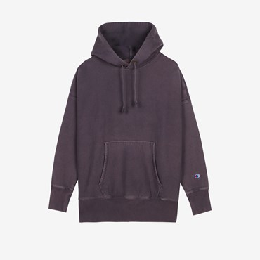 Garment Dye Hooded Sweatshirt