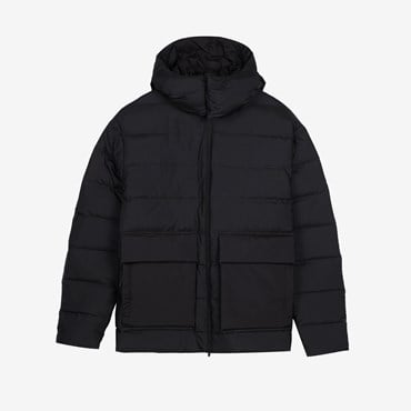 Classic Puffy Down Jacket