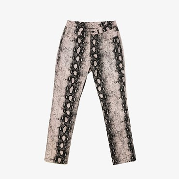 INTERCOURSE SNAKESKIN PANT