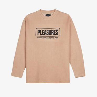 FRESNO KNIT LONG SLEEVE