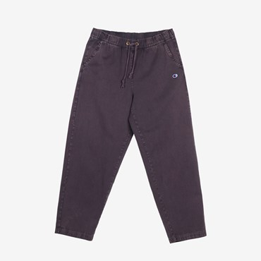 Garment Dye Cotton Twill Pant