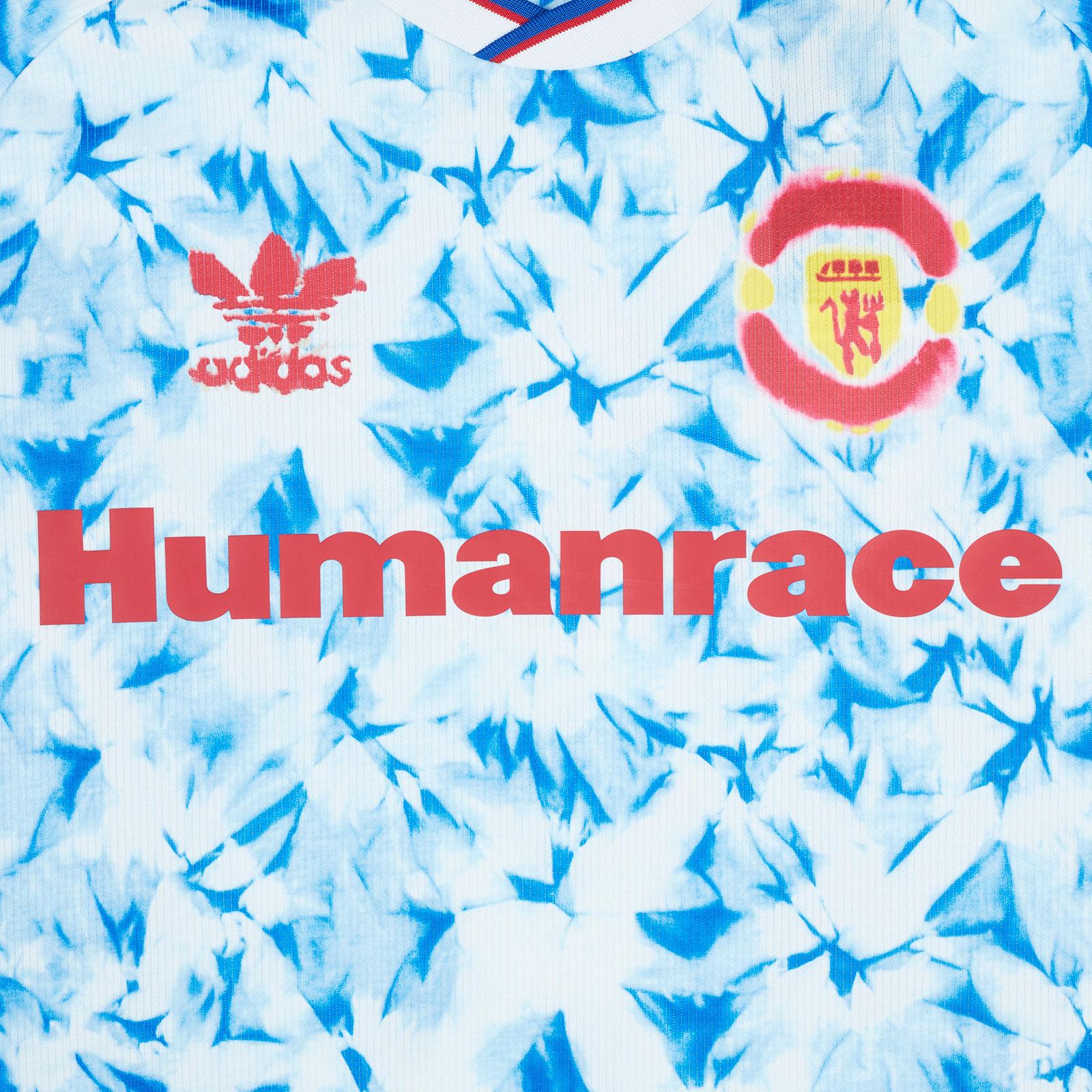 adidas manchester united human race jersey gj9084 sneakersnstuff sneakers streetwear online since 1999 adidas manchester united human race