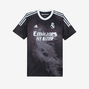 REAL MADRID HUMAN RACE JERSEY
