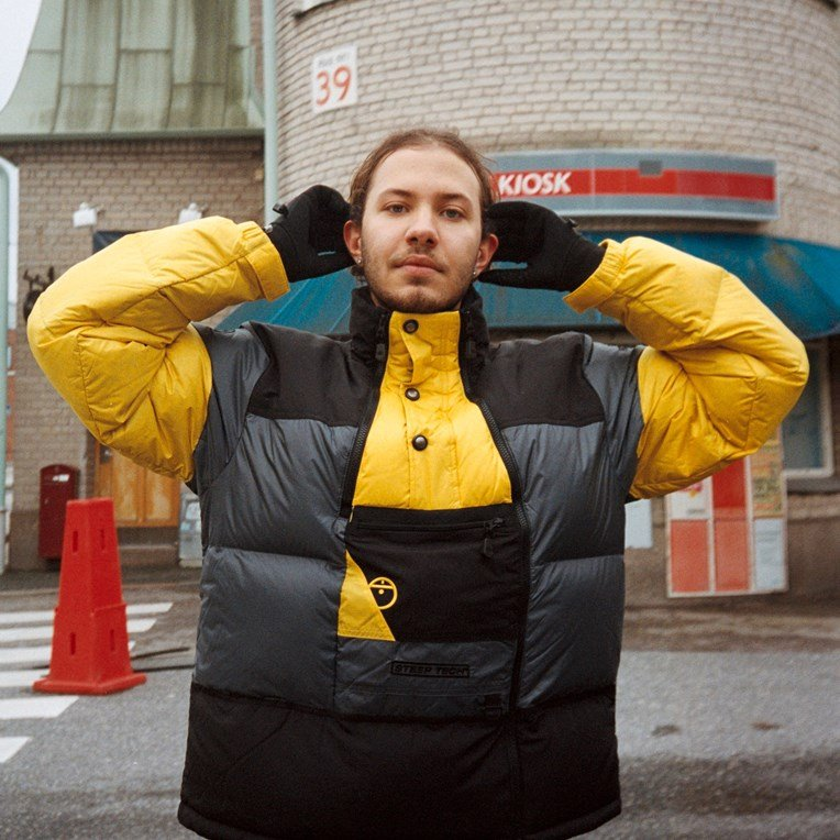 The North Face Steep Tech Down Jacket - 9
