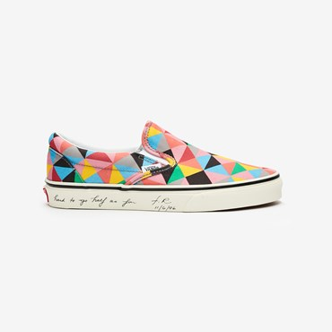Ua Classic Slip-On x MoMA Faith Ringgold