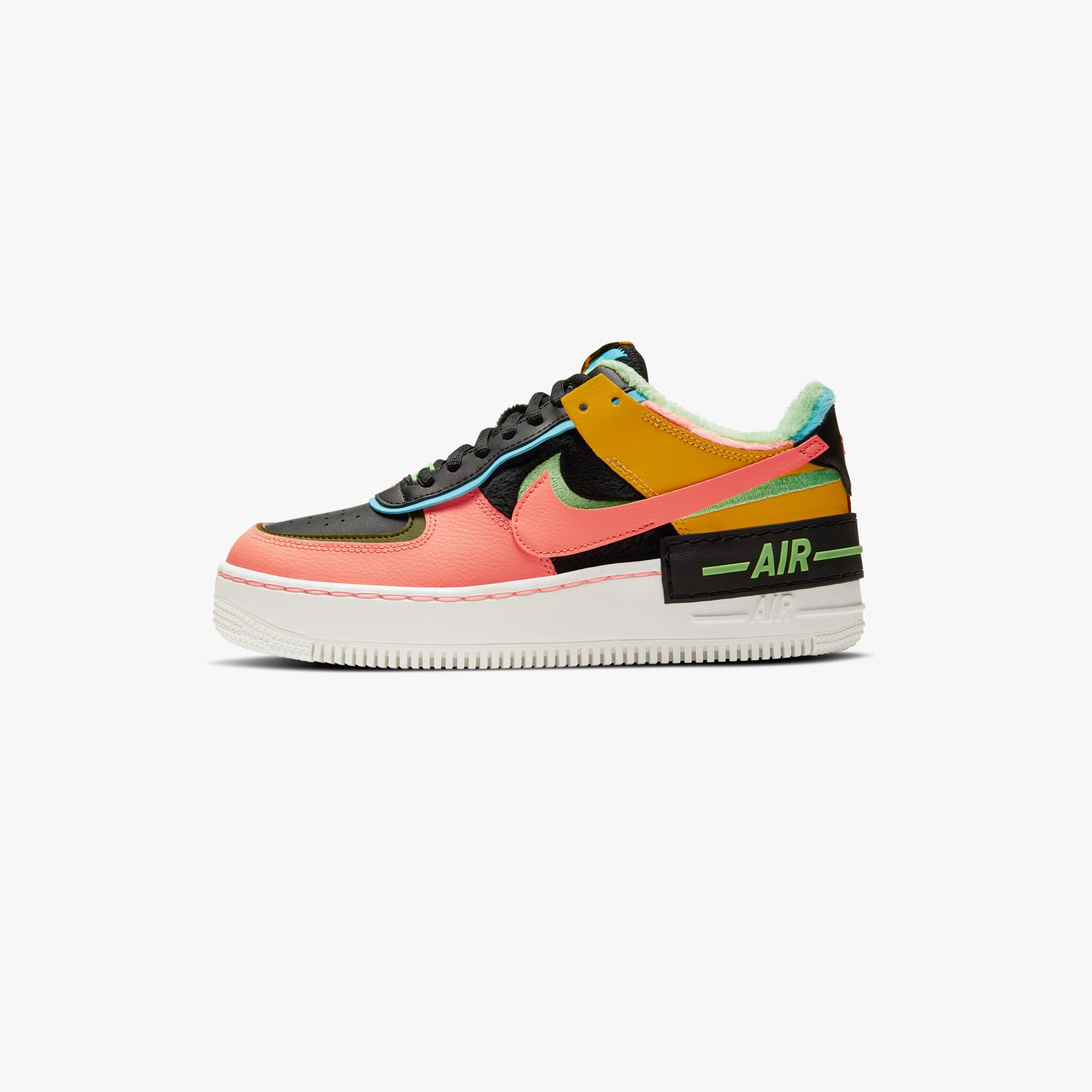 Nike Air Force 1 Shadow SE - Ct1985-700 - SNS | sneakers ...