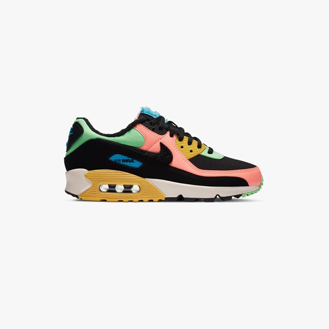 Nike Air Max 90 Premium - Ct1891-600 - SNS   sneakers ...