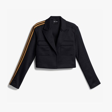 Ivy Park Cropped Suit Jacket