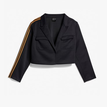Ivy Park Cropped Suit Jacket (Plus Size)