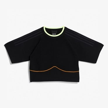 Ivy Park Knit Crop Top (Plus Size)