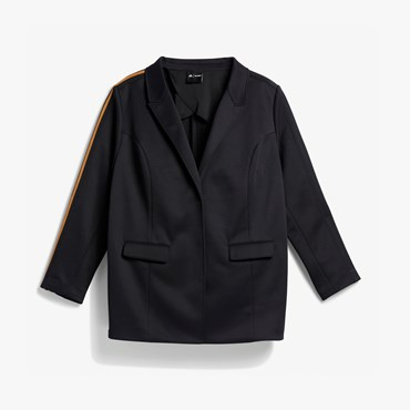 Ivy Park Logo 3-Stripe Suit Jacket (Plus Size)